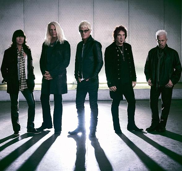 Legendary Rock Band REO Speedwagon Returns to The Orleans Showroom in Las Vegas Sept. 30 and Oct. 1