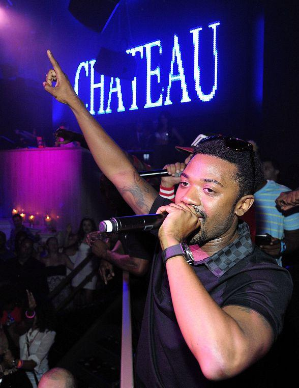 R&B Sensation Ray J Hosts Labor Day Weekend Party at Chateau Nightclub & Gardens