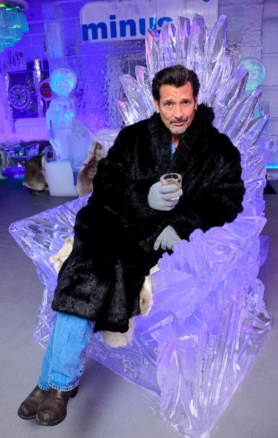 Rock of Ages at Minus5 Ice Bar in Monte Carlo Resort & Casino
