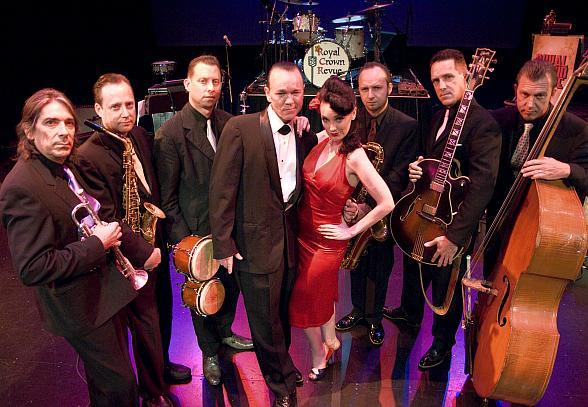 Royal Crown Review Comes to Cannery Casino and Hotel Mar. 30