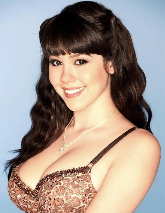 Claire Sinclair, Playmate of the Year 2011 and star of PINUP at The Stratosphere