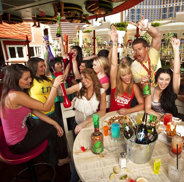 Señor Frog's Las Vegas Set to be Ultimate Spring Break Destination