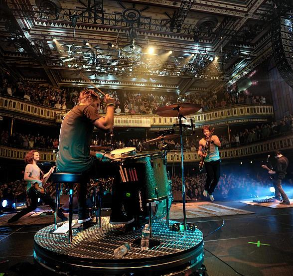 """Third Eye Blind and Jimmy Eat World Bring """"2019 Summer Gods Tour"""" with Ra Ra Riot to The Pearl at Palms Casino Resort Aug. 2, 2019"""