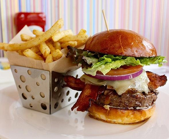 Any Meal, Any Time for $19.66 at Stripside Café & Bar at Caesars Palace Las Vegas