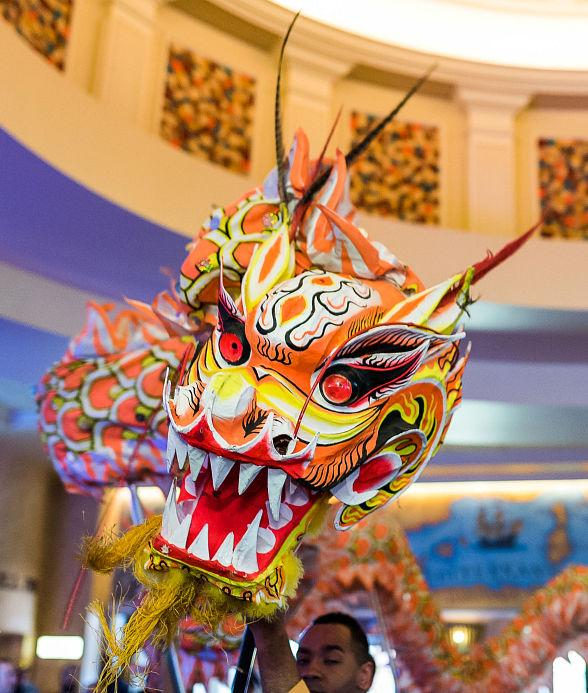 Suncoast Celebrates Chinese New Year with Lion Dance, Blessing of Peng Zu