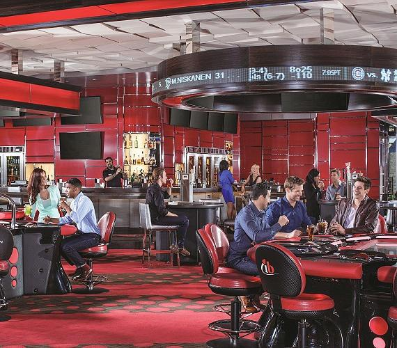 TAG Sports Bar at The LINQ Hotel & Casino