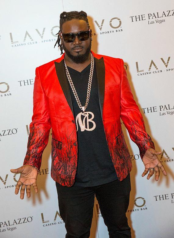 T-pain at LAVO