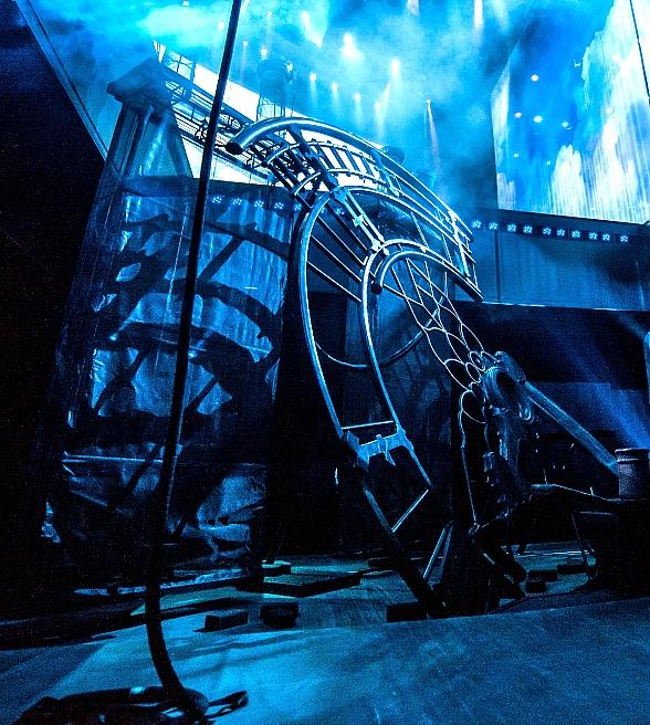 Cirque du Soleil Offers Exclusive Glimpse into Beatles LOVE with Magical Technical Tour