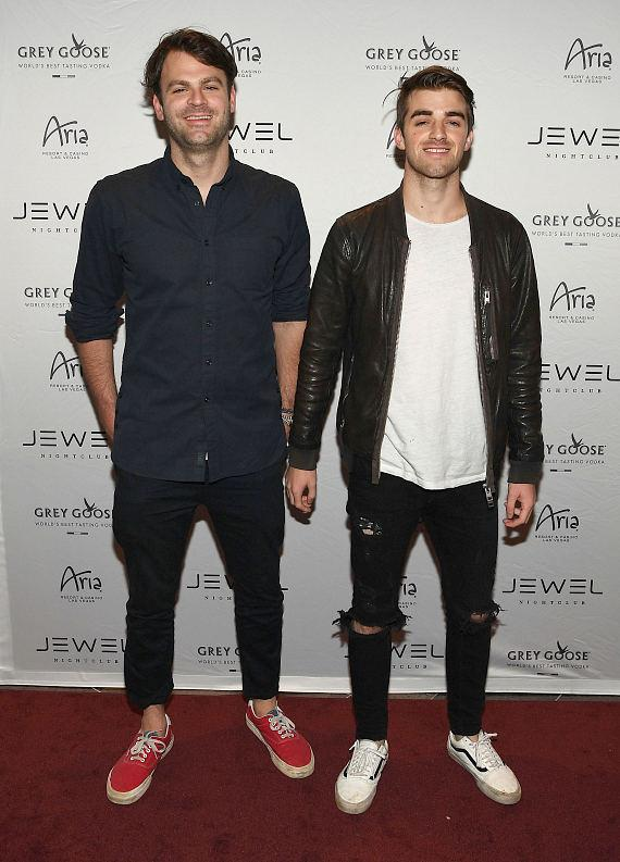 The Chainsmokers at JEWEL Nightclub Grand Opening Weekend