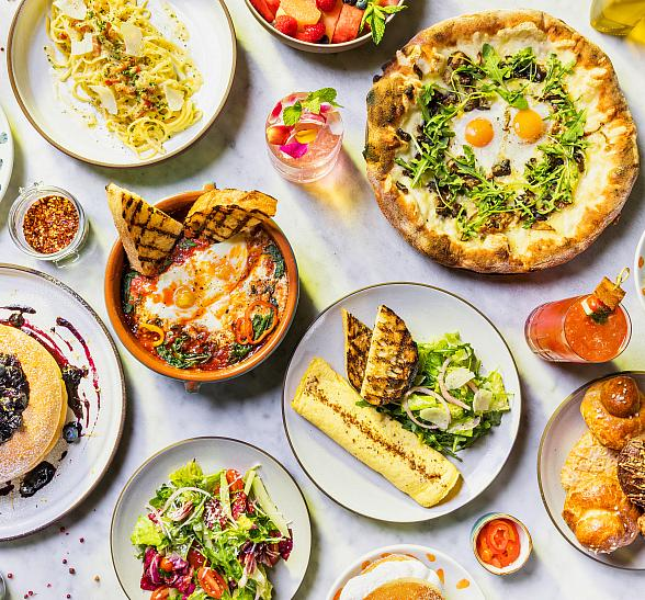 Osteria Costa Brings Sunday Brunch to The Mirage Las Vegas