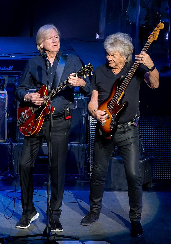The Moody Blues Take the Stage for Wynn Las Vegas Debut of the Days of Future Passed – 50th Anniversary Tour