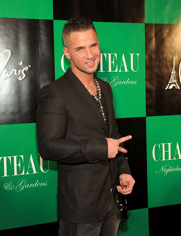 """Mike """"The Situation"""" Sorrentino to Host at Chateau Nightclub August 13"""