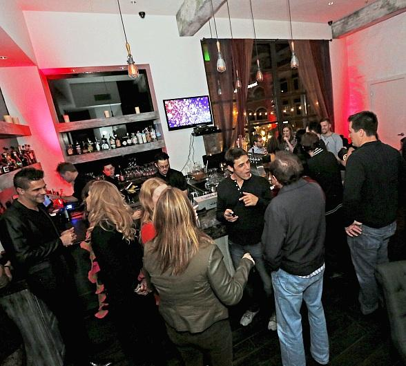 Party at 'Cupid's Den' this Valentine's Day