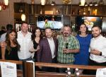 Representatives of Able Baker Brewing, Therapy and Nevada H&C Distillery