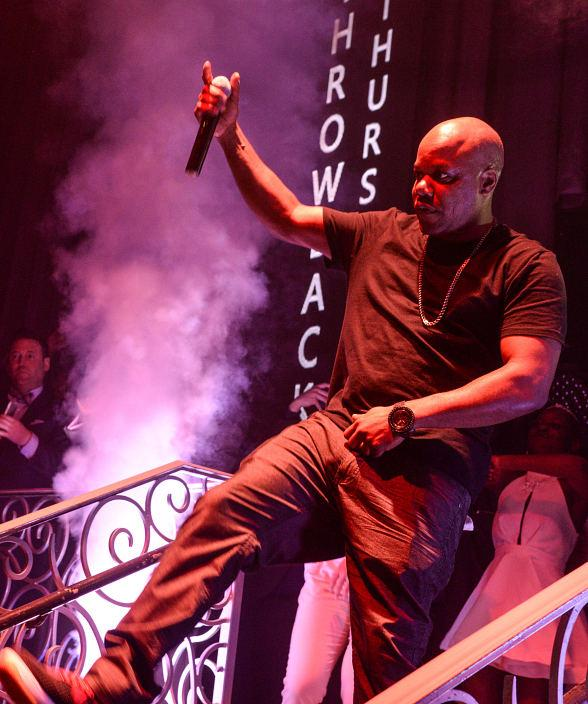 Too Short Turns up the Volume for Throwback Thursday at LAX Nightclub at Luxor Hotel and Casino