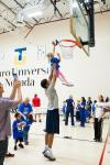 Touro Basketball Clinic