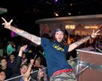 Travie McCoy at PURE Nightclub