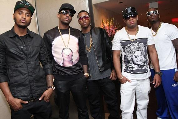 """Diddy Hosts """"Fight Night Afterparty"""" with Celebrity ..."""