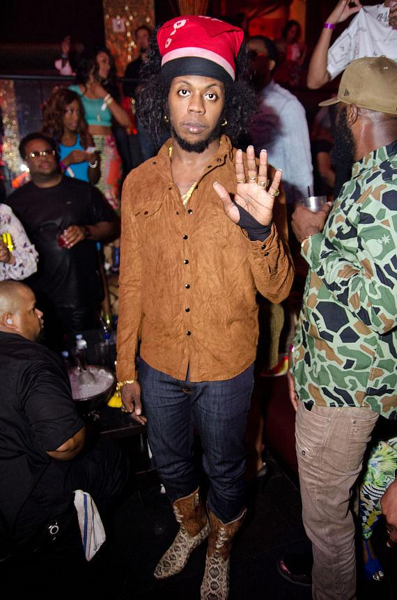 Trinidad Jame$ at TAO Nightclub