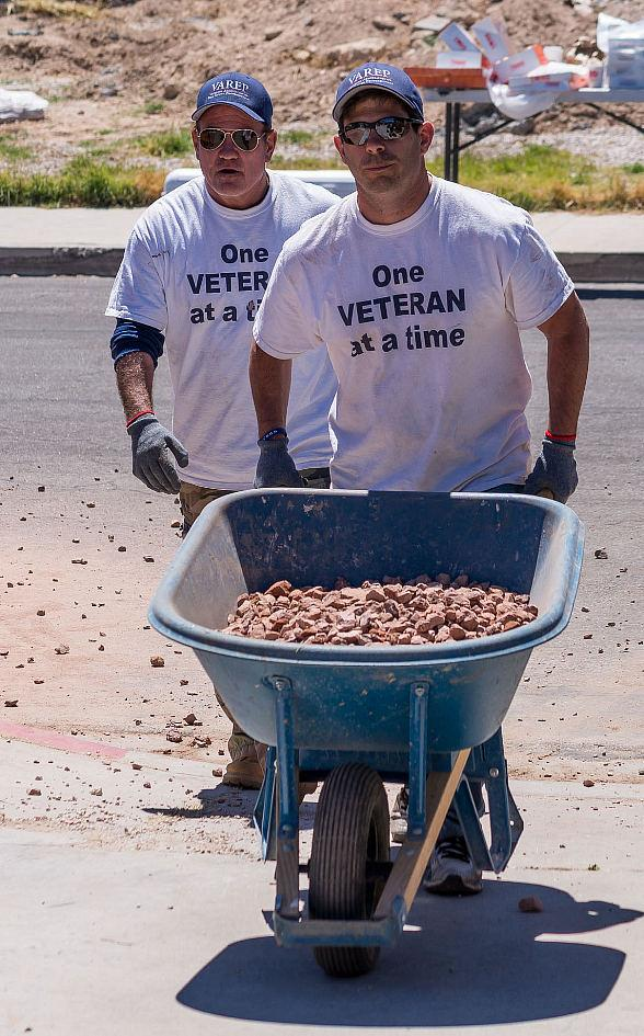 Rebuilding Together Southern Nevada Celebrates 25 Years by Revitalizing 21 Homes on National Rebuilding Day, April 27