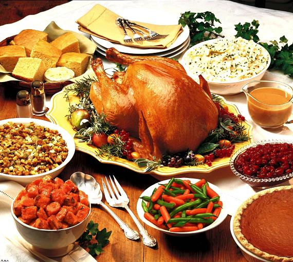 Marie Callender's Thanksgiving Feasts