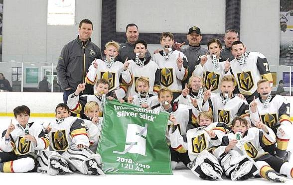 Vegas Jr. Golden Knights Pee-Wee AA Team to Compete in Quebec International Pee-Wee Tournament