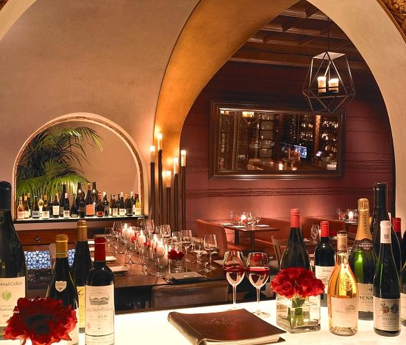 La Cave Wine and Food Hideaway to Offer Traditional Thanksgiving Feast