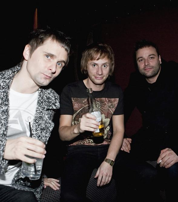 Muse at Wasted Space