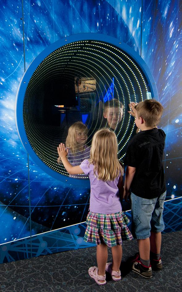 """""""Science Fiction, Science Future"""" exhibit opens September 18 at Springs Preserve"""