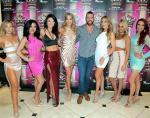 X Burlesque and Ryan Kelsey at Flamingo Las Vegas