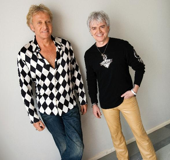 Air Supply Performs at The Orleans Showroom May 21-24