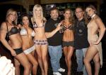 Artie Lang and Ronnie the Limo Driver with Rick's Girls