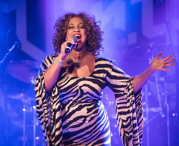 """Las Vegas' 'First Lady of Jazz' Michelle Johnson Presents """"Salute to the Great Singer-Songwriters"""" Myron's Cabaret Jazz inside The Smith Center June 29"""