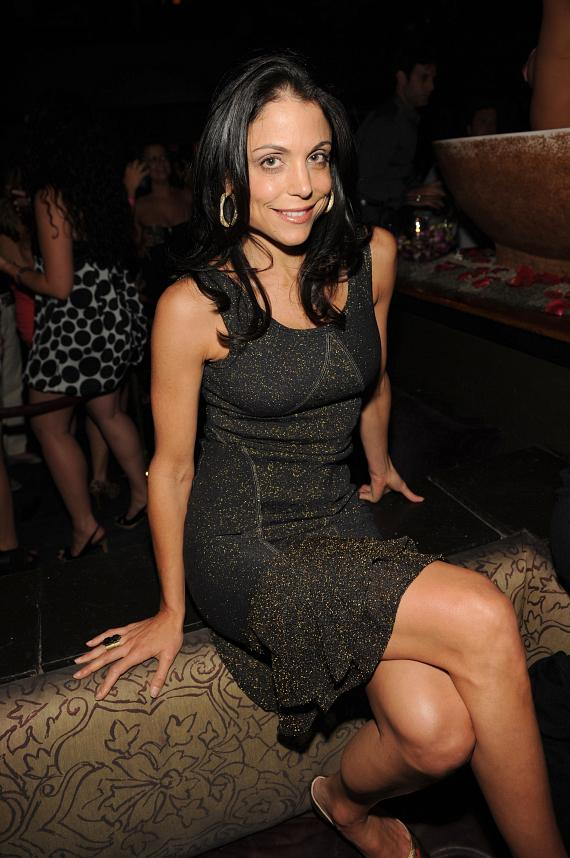 Bethenny Frankel at LAVO