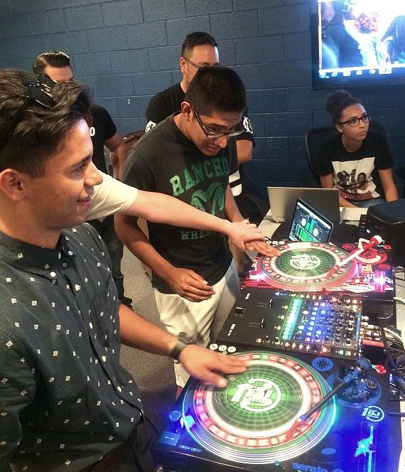 The Boys & Girls Clubs of Southern Nevada Teens to Compete in First Ever DJ Battle on May 22, 2015