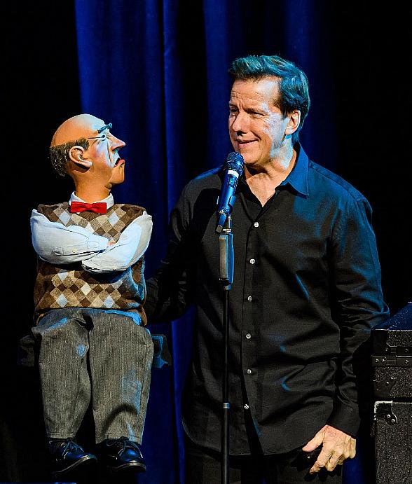 """Comedian Jeff Dunham Announces New Dates for """"Jeff Dunham: Seriously!?"""" at the Colosseum at Caesars Palace"""
