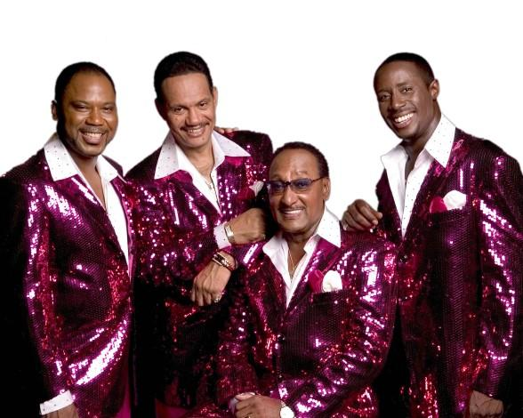 Rock & Roll Hall of Fame Legends The Four Tops