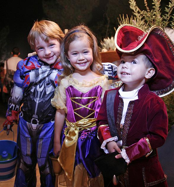 Springs Preserve's Haunted Harvest is Spooktacular Weekend Fun for the Whole Family Annual Halloween Event Starts Oct.14 and Runs Fri., Sat., Sun. Through Oct. 30