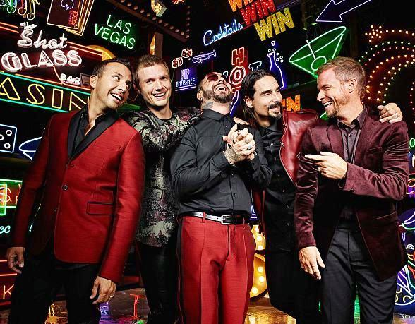 The Backstreet Boys Team Up with The Animal Foundation to Support Las Vegas Shelter Animals