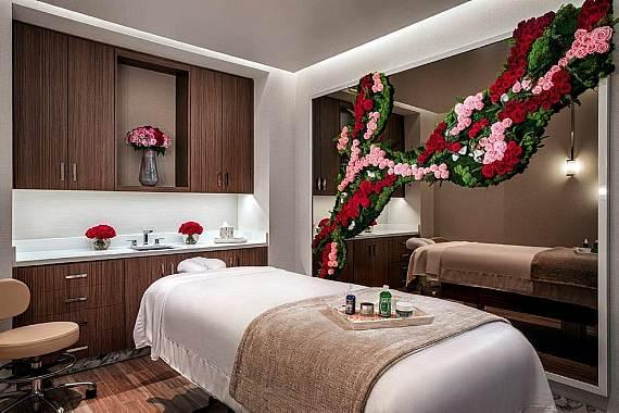 Palms Casino Resort Opens The Spa and The Salon