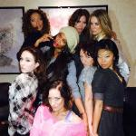 Tyra Banks, Veronic and the Voicettes at Bally's Las Vegas