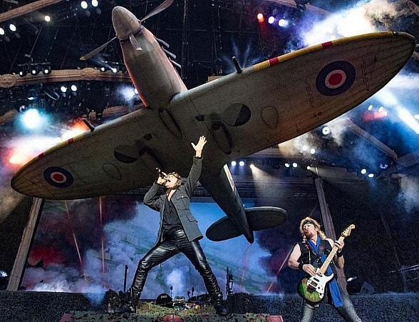Iron Maiden Coming to MGM Grand Garden Arena September 13, 2019