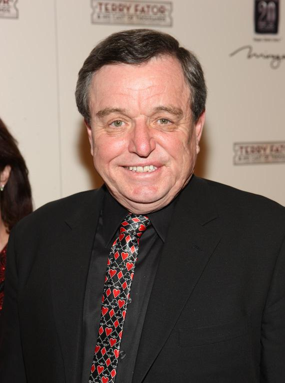 """TV legend Jerry Mathers - """"The Beaver"""""""