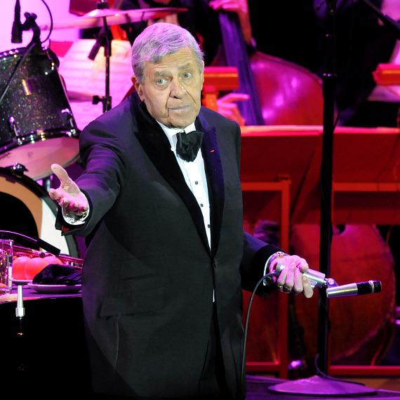 An Evening with Jerry Lewis at The Orleans Showroom