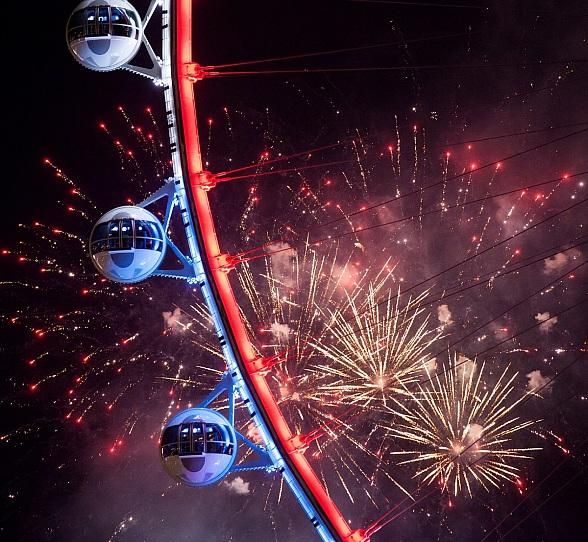 Celebrate Fourth of July at The LINQ Promenade, High Roller Starting June 30