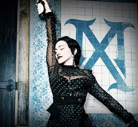 """Madonna's """"The Madame X Tour"""" to Make a Las Vegas Stop at The Colosseum at Caesars Palace"""