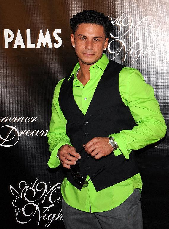 """DJ Pauly D on the Red Carpet at """"Midsummer Night's Dream"""" Party at The Palms"""