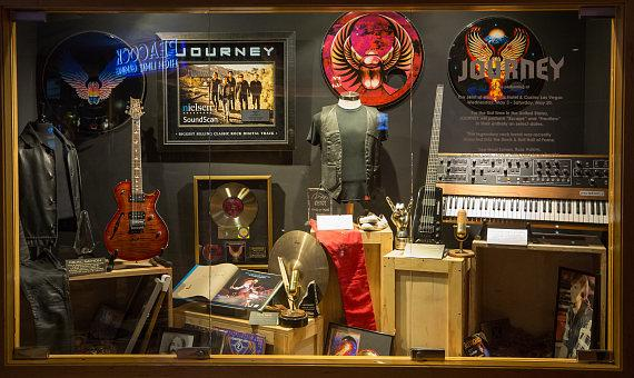 Journey Launches New Residency at The Joint at Hard Rock Hotel & Casino