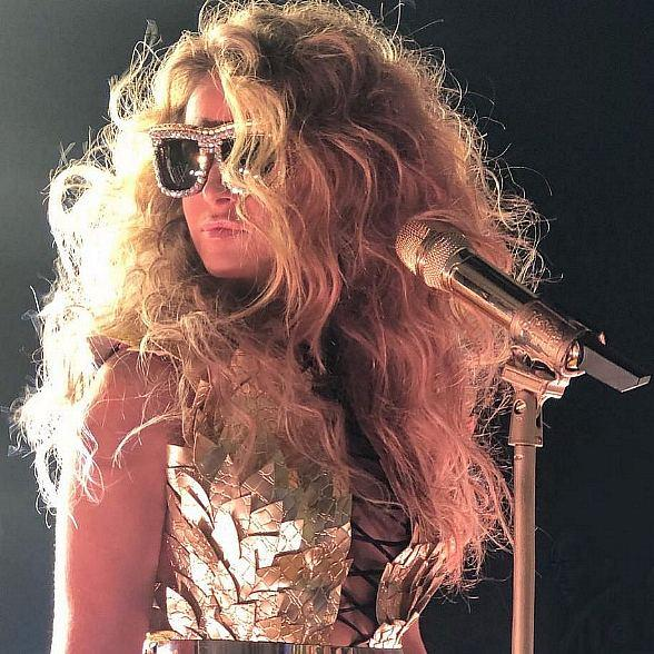Paulina Rubio to Perform at The Star of the Desert Arena in Primm on Dec. 8