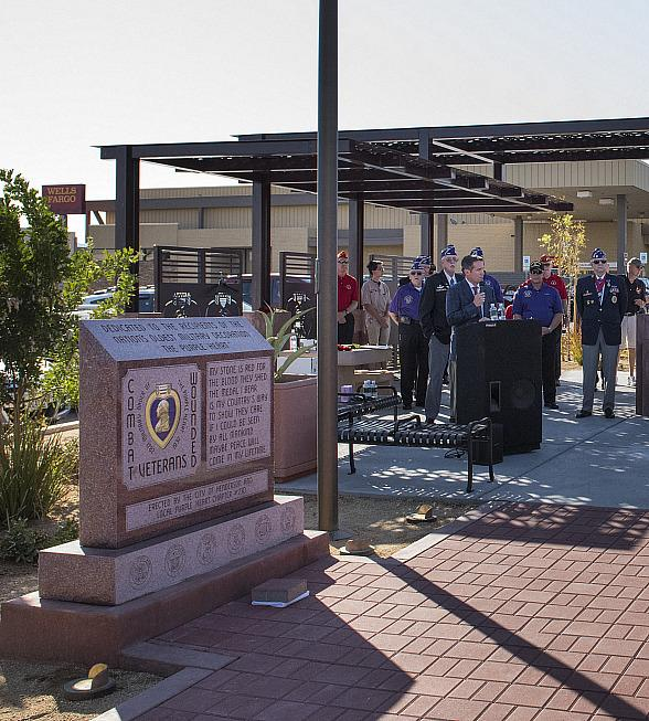 Purple Heart Day Celebration in Henderson August 7